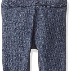 Gymboree Girl's Blue Denim Leggings NWT!